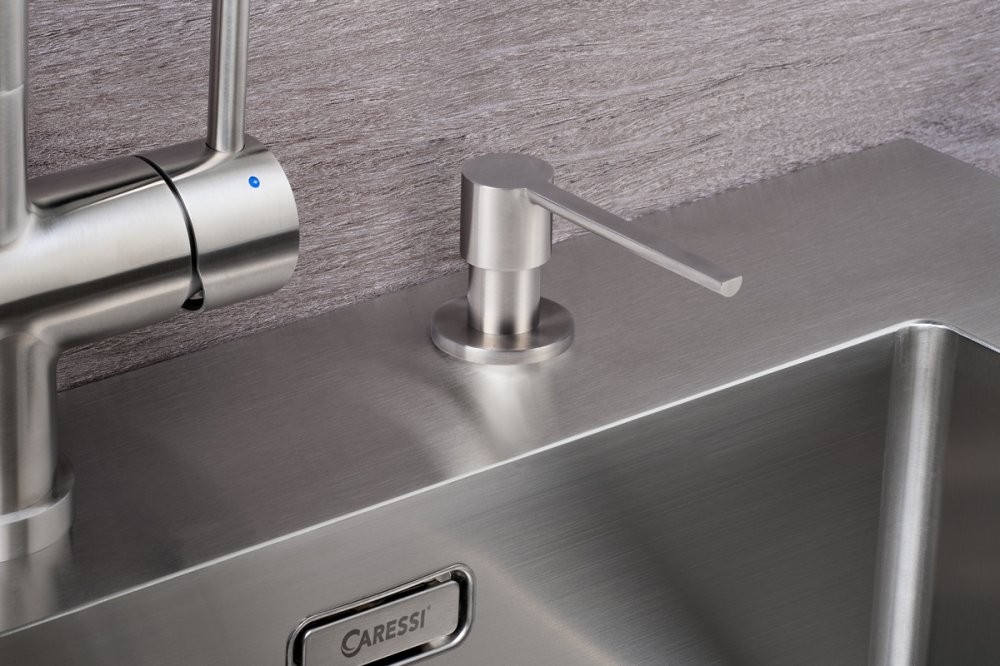 Keukenlade Accessoires : Caressi Accessoires Zeepdispensers Product in beeld