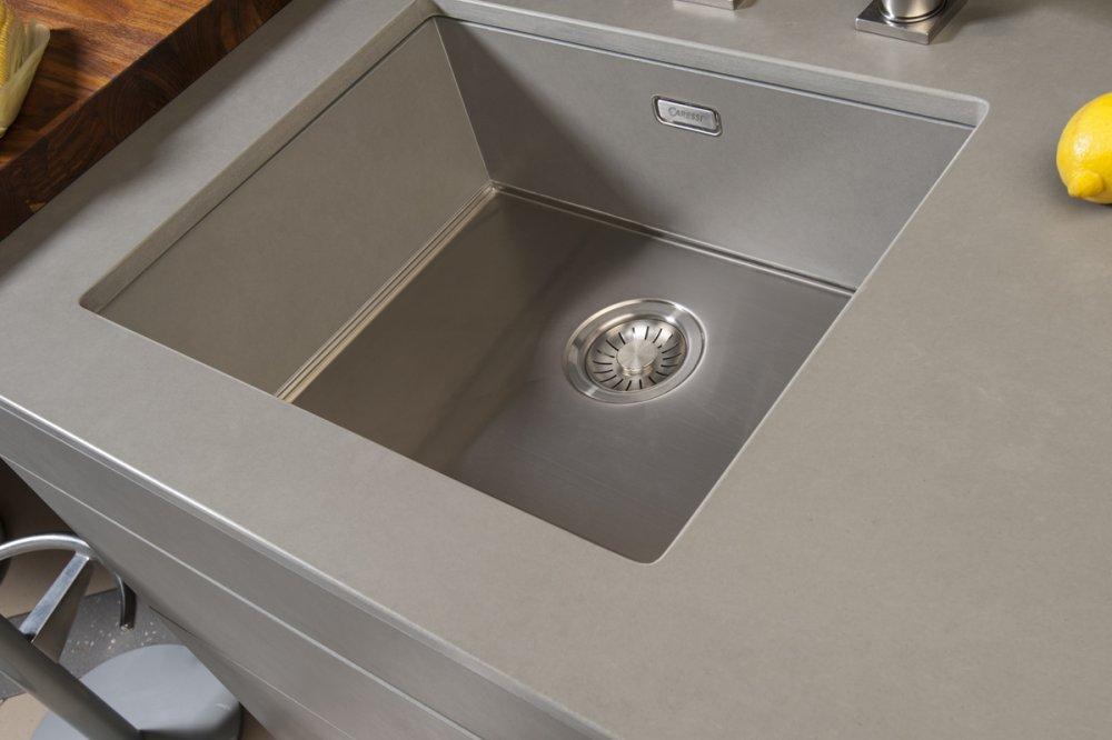 Caressi - Spoelbakken voor graniet/steen - Product in beeld ...