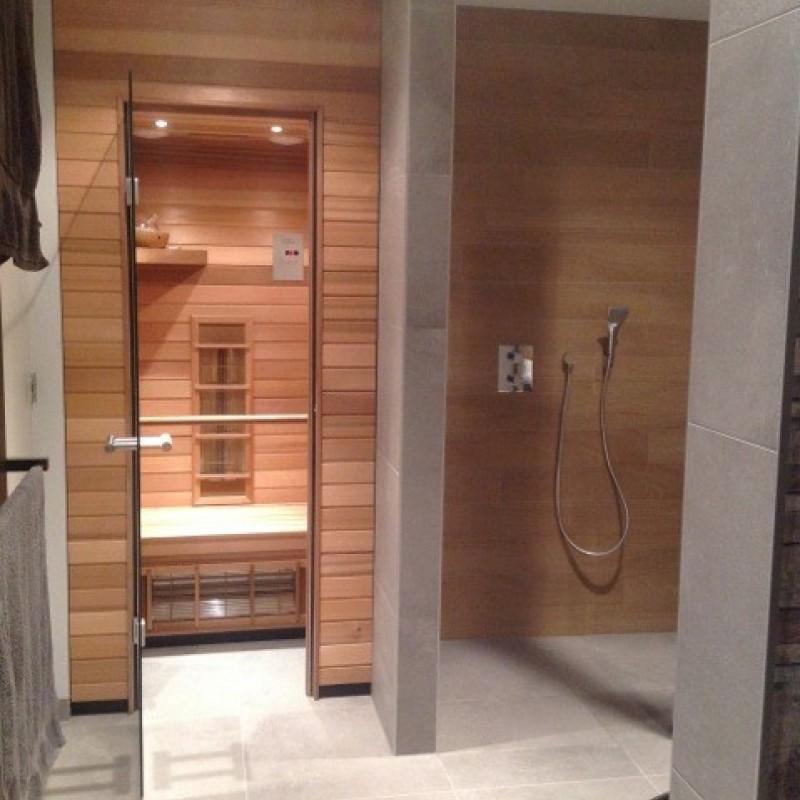 Kleine infrarood sauna