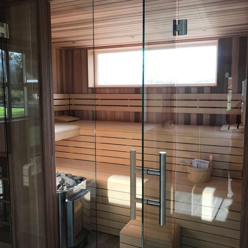 Royal Deluxe sauna | Cerdic