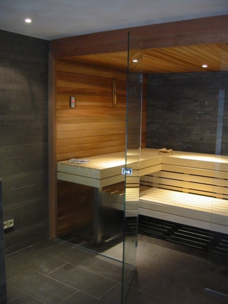cerdic sauna product in beeld startpagina voor. Black Bedroom Furniture Sets. Home Design Ideas
