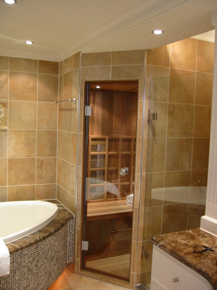 Cerdic sauna op maat gemaakt