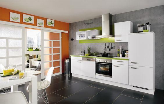 Complete keuken Eureka
