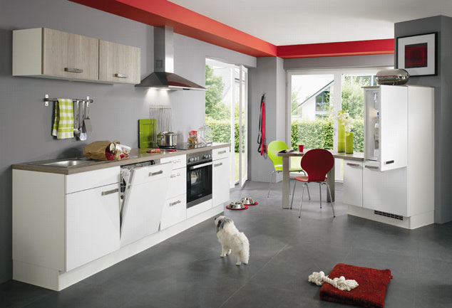 Complete keuken Montgomery