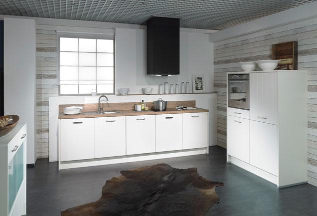Complete keuken portland product in beeld startpagina voor keuken idee n uw - Land keuken model ...