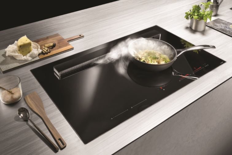 Concept Swiss kookplaatafzuiging