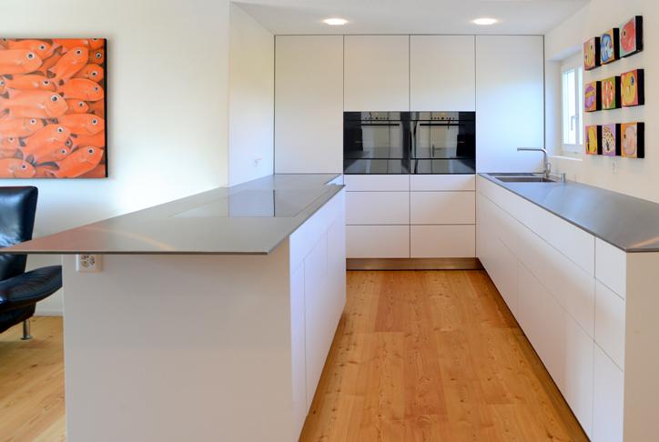 Rvs Design Keuken : Concept swiss rvs werkbladen product in beeld startpagina voor