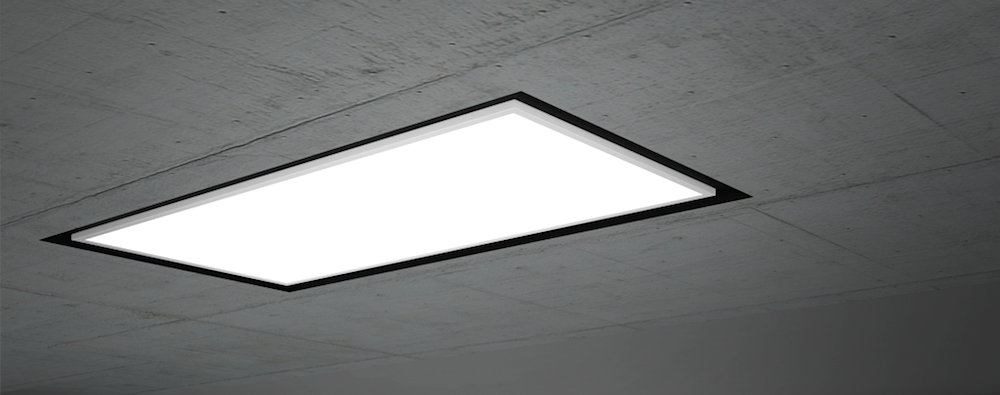 Concept swiss xeno plafond inbouwafzuigkap product in for Plafond logic
