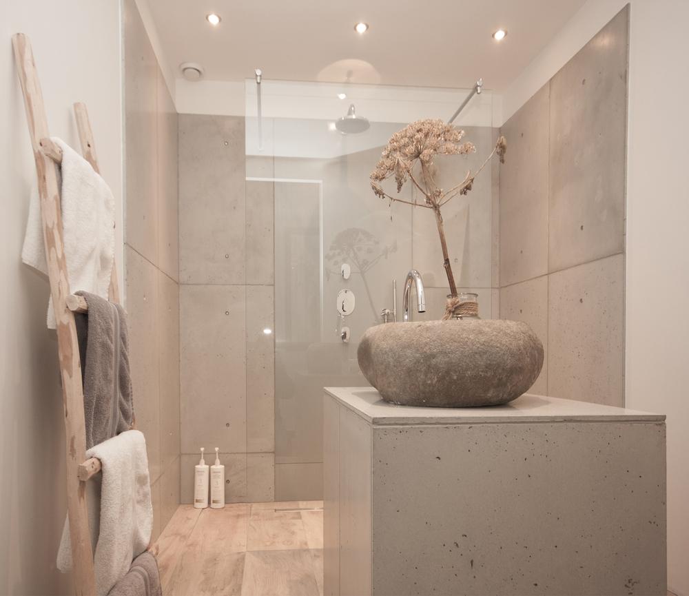 ConcreetDesign beton badkamer