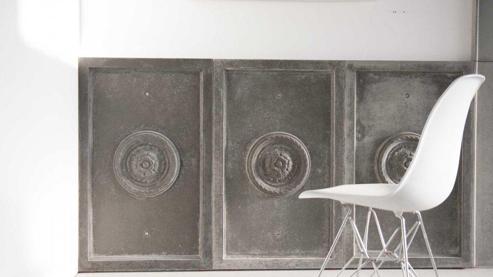 ConcreetDesign Maatwerk 3D design wand en vloerpanelen