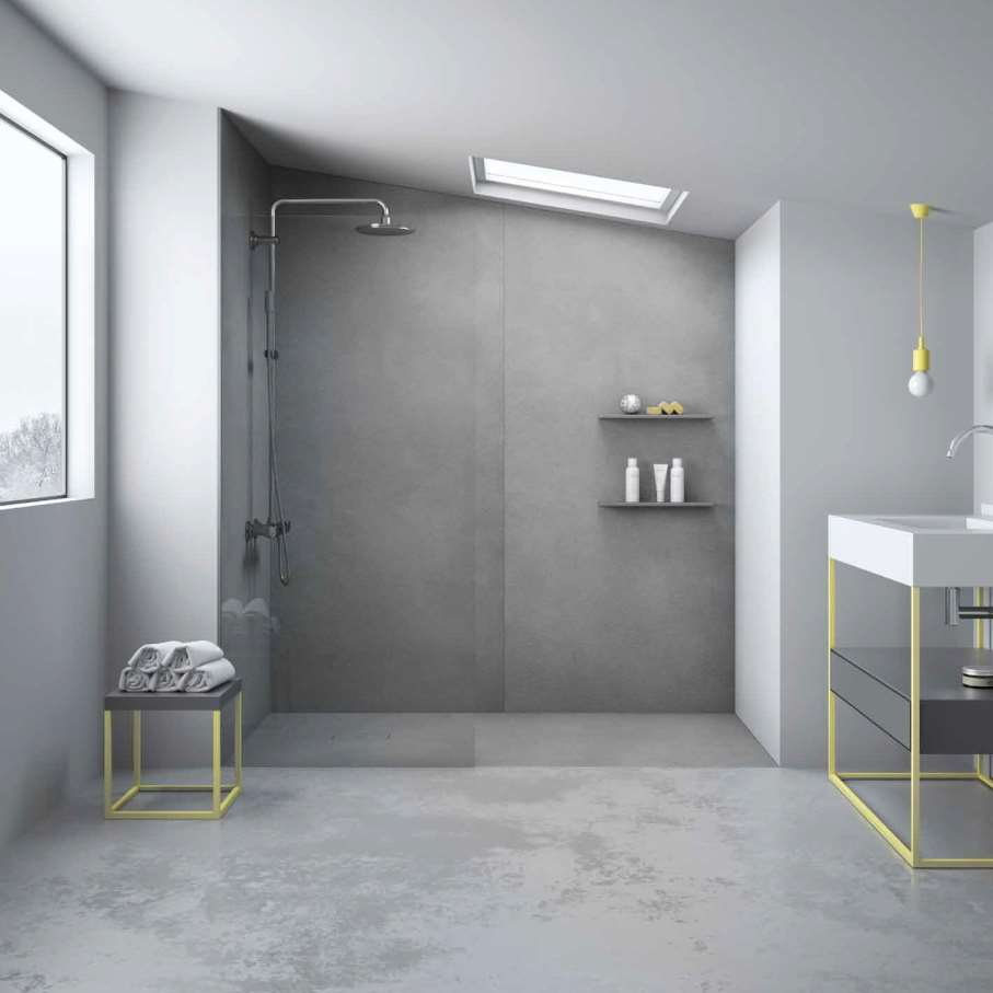 cross tone douchevloer cement product in beeld startpagina