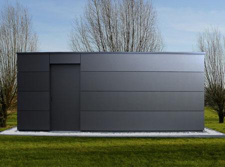 a tuinhuis cube line product in beeld startpagina voor tuin idee n uw. Black Bedroom Furniture Sets. Home Design Ideas