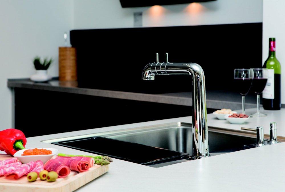 Damixa design keukenkraan A-Pex