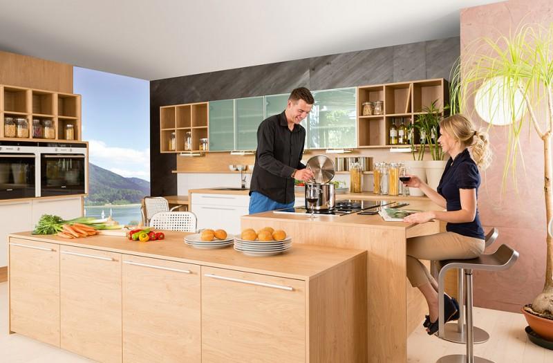 Dan Küchen houten keukens