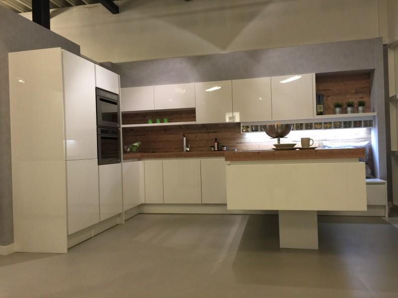 Dan Küchen keukenopstelling Altfichte