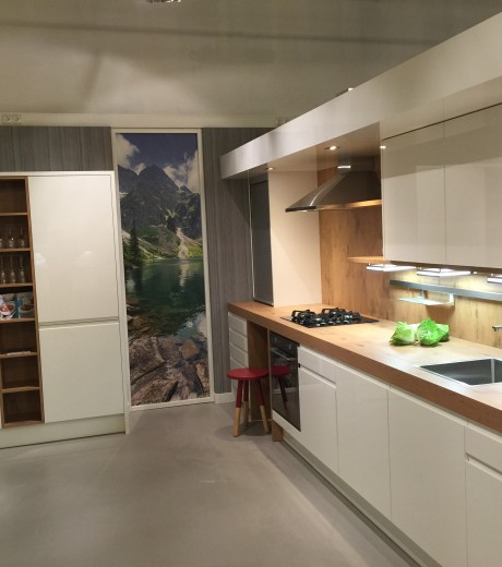 Dan Küchen keukenopstelling Burguesa