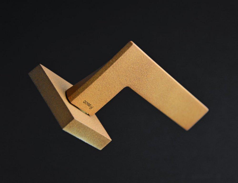 Dauby design deurklinken van Frascio