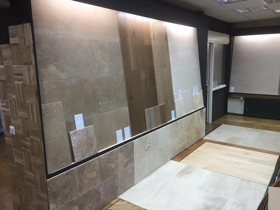 Badkamer Met Natuursteen : De haan natuursteen voor de luxe badkamer product in beeld