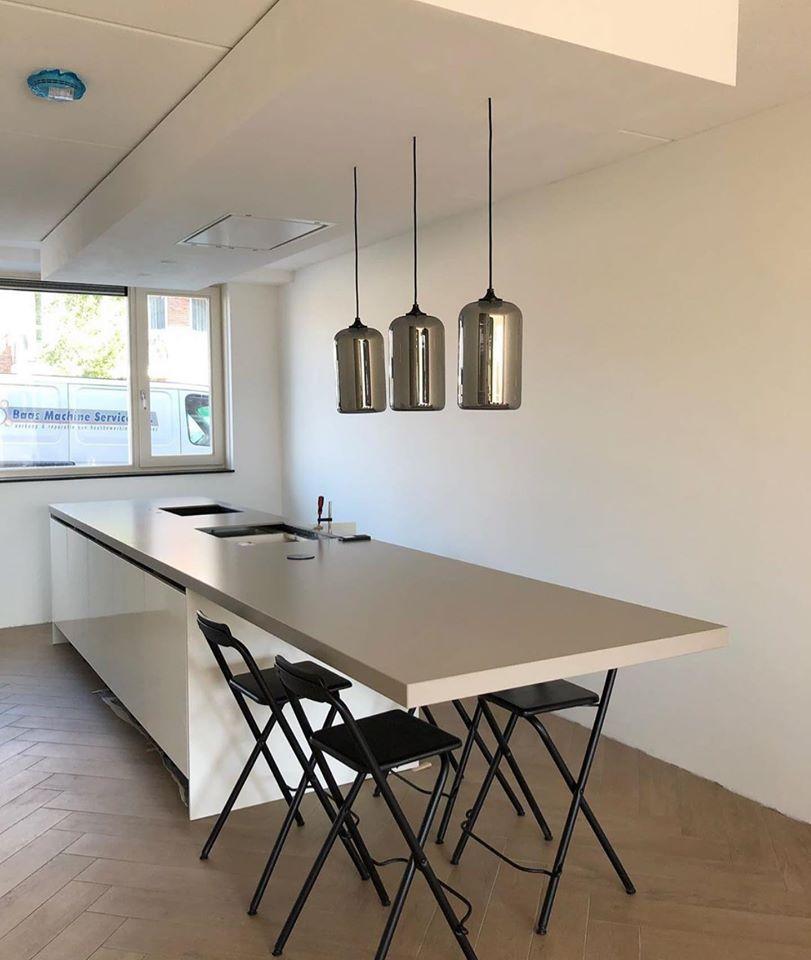 Kookeiland van natuursteen | De Keukenbladenfabriek