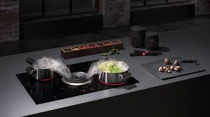Decamacs werkbladen met kookplaten