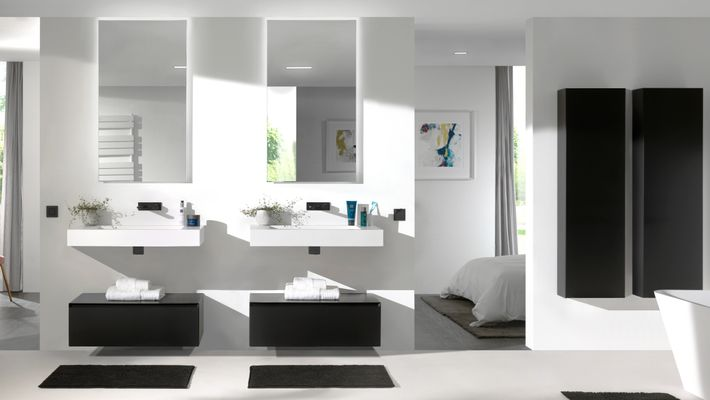 Design badkamer | X2O badkamers