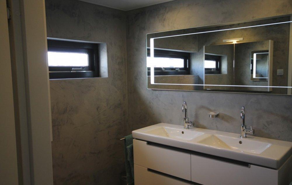 Epoxyvloer In De Badkamer ~ Design Beton vloer badkamer  Product in beeld  Startpagina voor