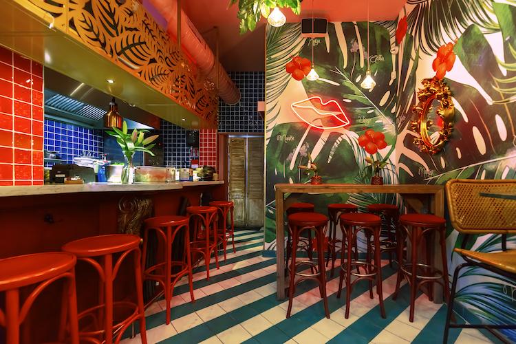 Portugese kleur op kleur cementtegels | Designtegels