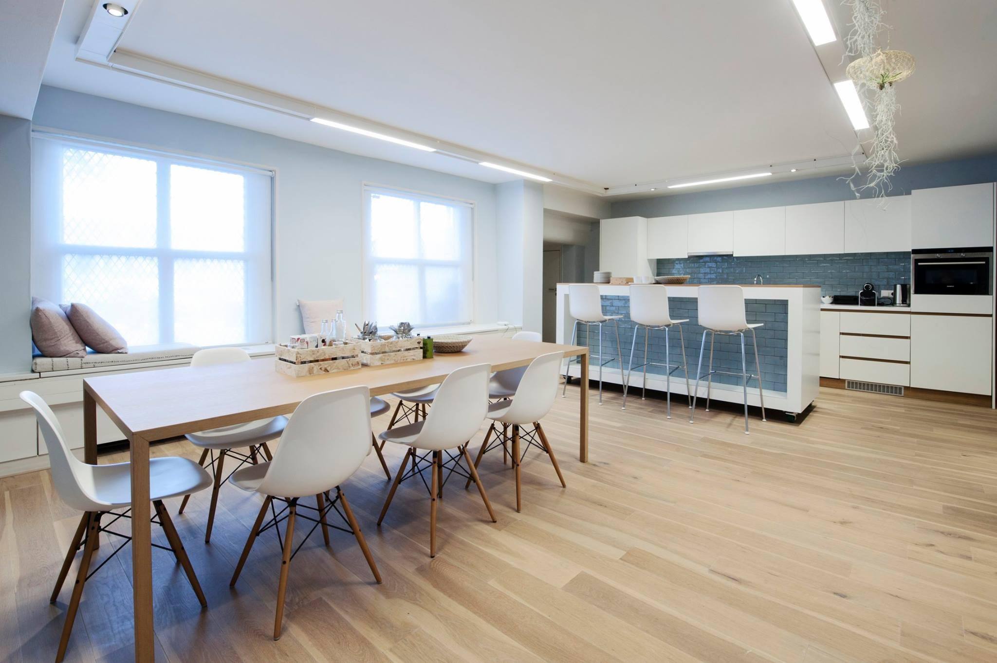 Designtegels spaanse tegel azulejos aqua product in beeld startpagina voor vloerbedekking - Beeld tegel imitatie parket ...