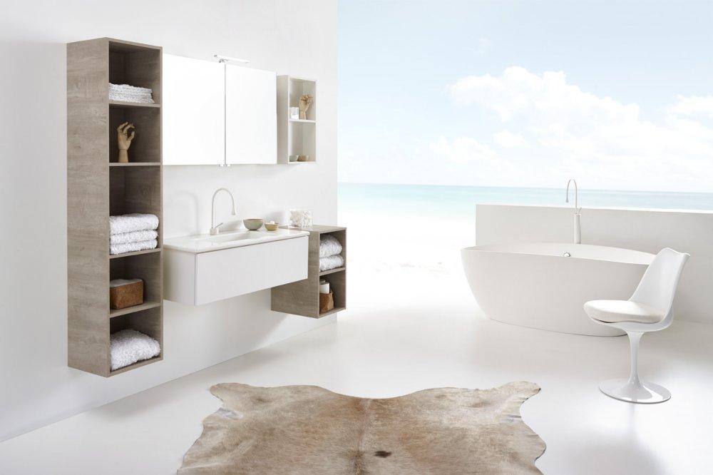 Badkamer Verlichting Ideeen : Detremmerie no limit 45 badkamermeubels product in beeld