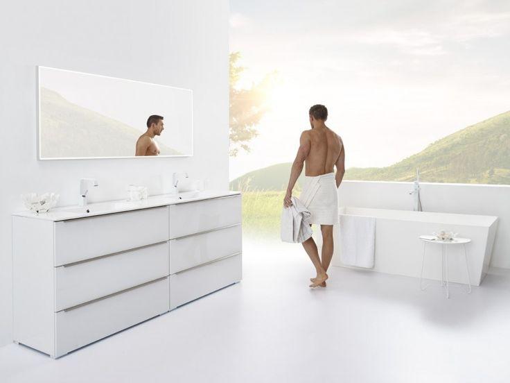 Badkamermeubel 50 Breed : Detremmerie no limit badkamermeubels product in beeld