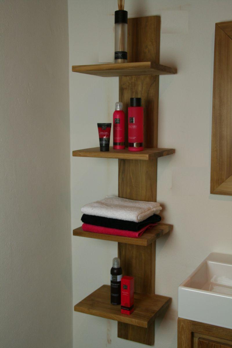 Djati teak badkamer accessoires   Product in beeld   Startpagina voor badkamer idee u00ebn   UW