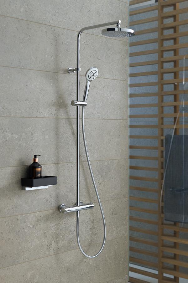 Shower system | Duravit