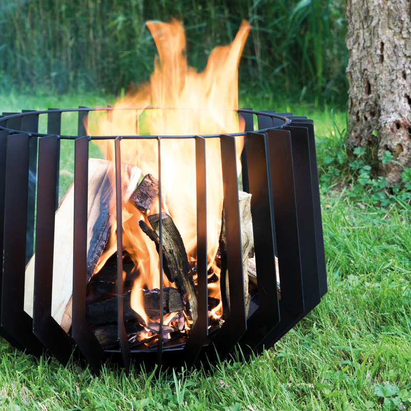 Duurzame vuurkorf Mani | Livin' Flame