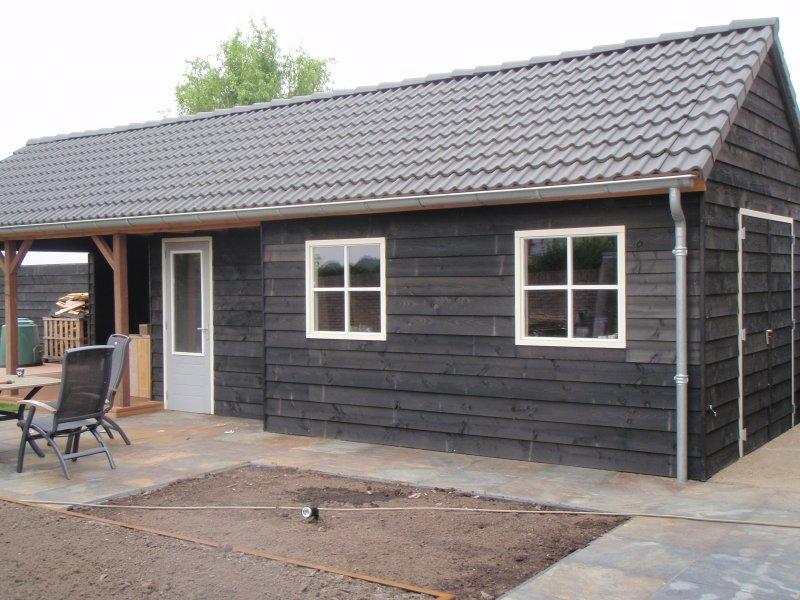 B niste overkapping voor jacuzzi en sauna product in beeld startpagina voor tuin idee n - Prieel buiten ...