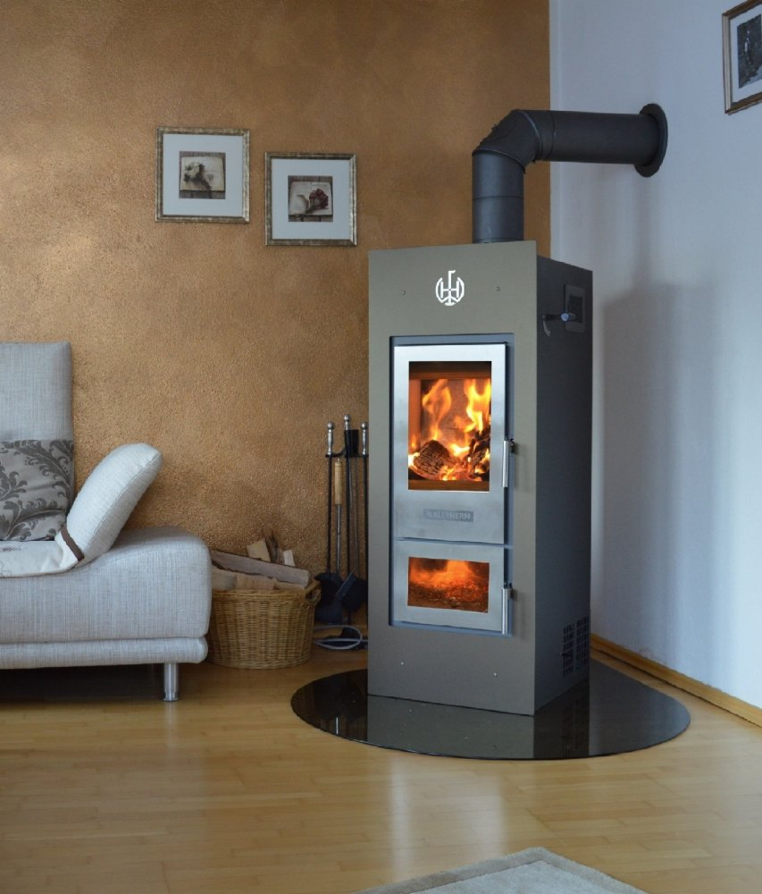 Eco2all Walltherm Air houtvergasser