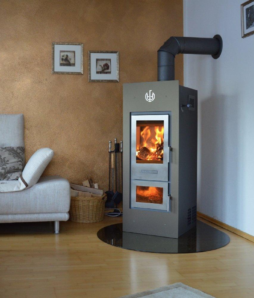 Eco2all Walltherm Air houtvergasser