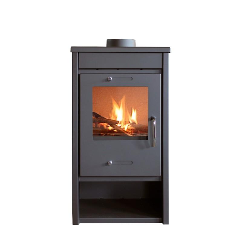 Efficiënte houtkachel Bergen | Livin' Flame