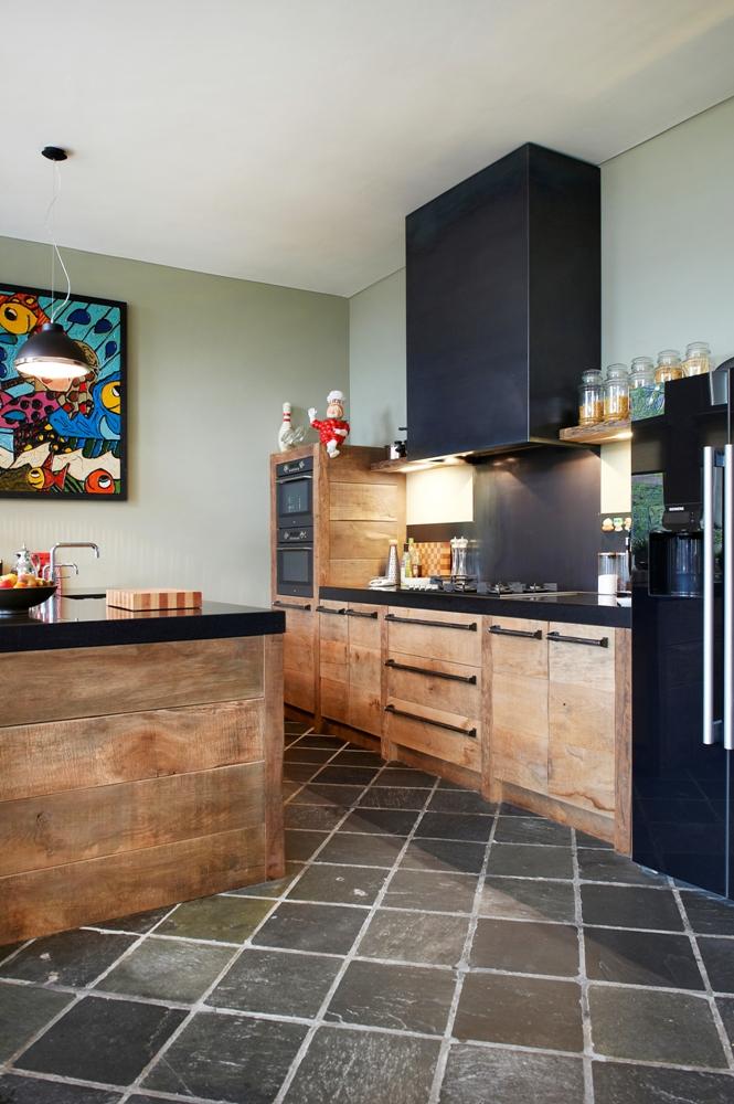Eikenhouten Keukens Uw Keuken Nl