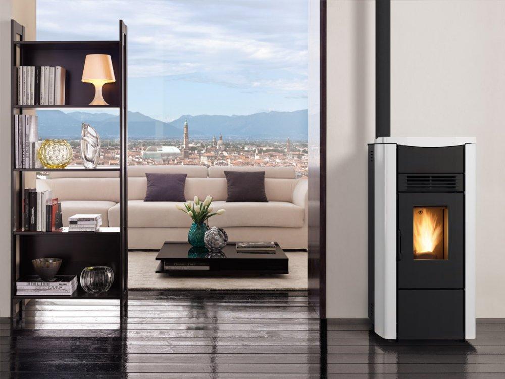 extraflame pelletkachels product in beeld startpagina. Black Bedroom Furniture Sets. Home Design Ideas