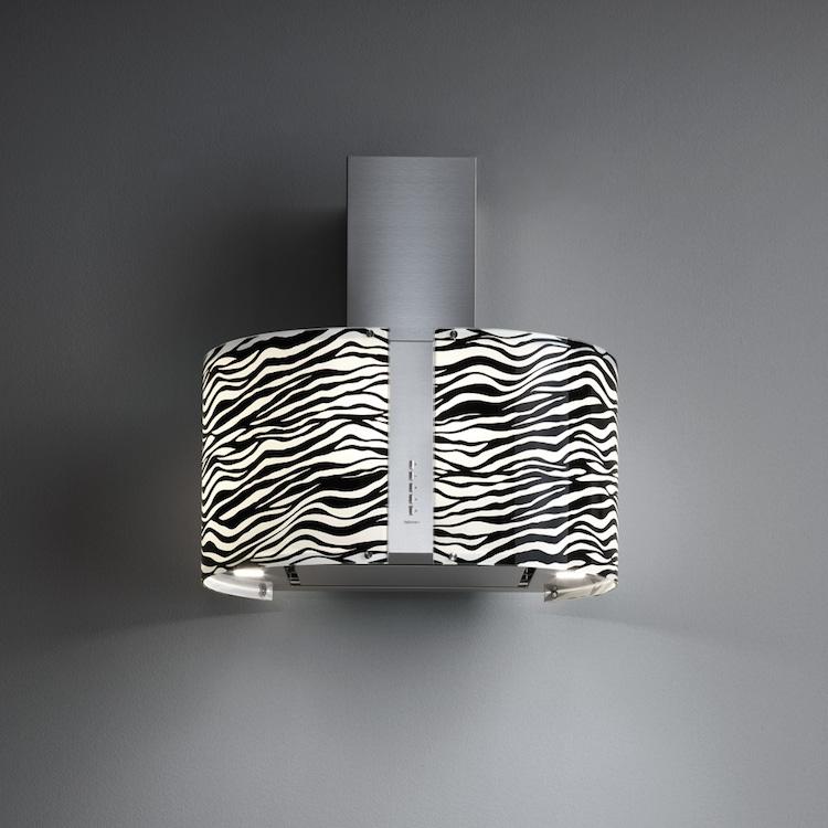 Design afzuigkap Zebra | Falmec
