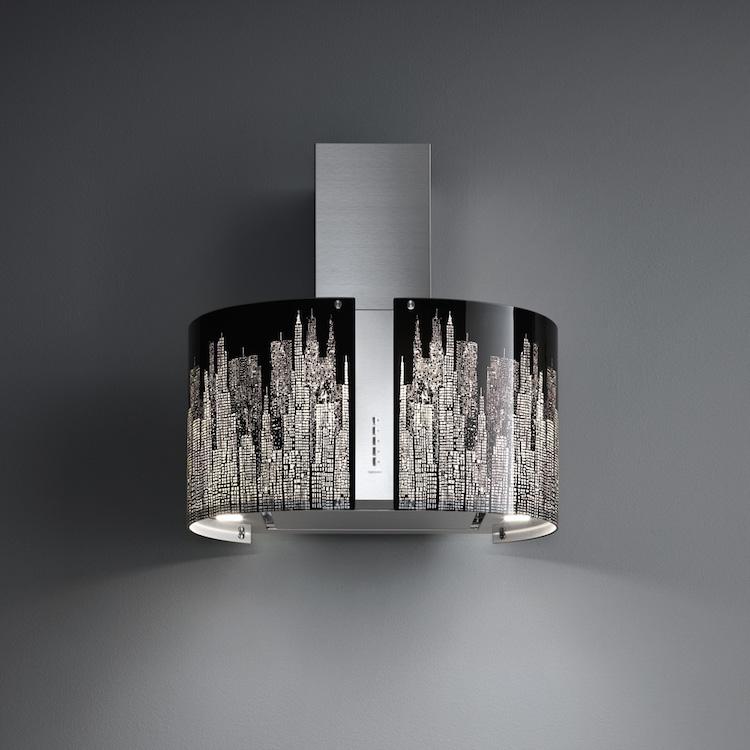 Design afzuigkap Manhattan | Falmec