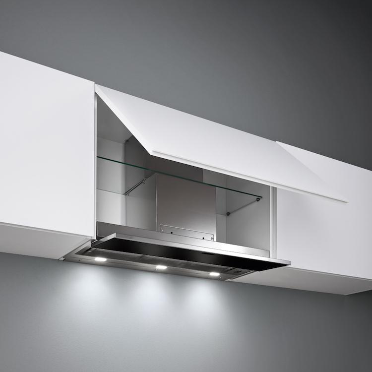 Inbouw Afzuigkap voor bovenkast | Falmec