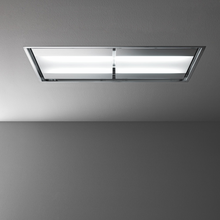 Moderne plafond afzuigkap | Falmec