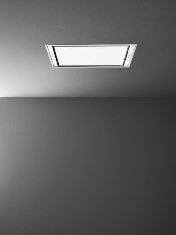 Plafond afzuigkap met randafzuiging | Falmec