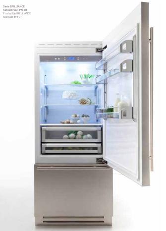 Brilliance koelkast | Fhiaba