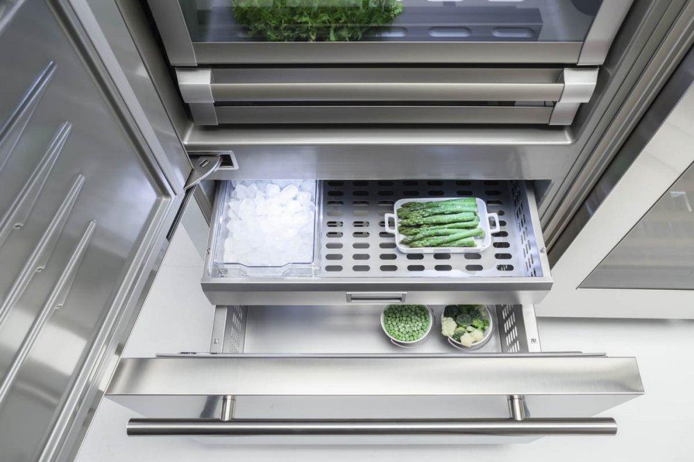 Fhiaba classic luxe koelkasten met trimode koellades product in