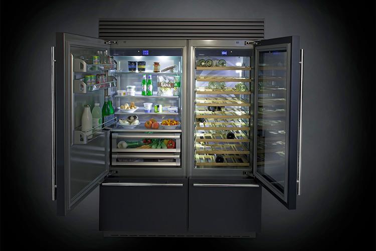 Design koelkast in kleur | Fhiaba