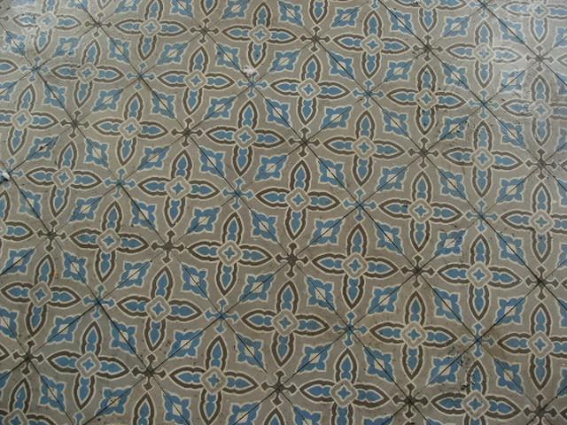 FLOORZ-Antieke kloostervloeren