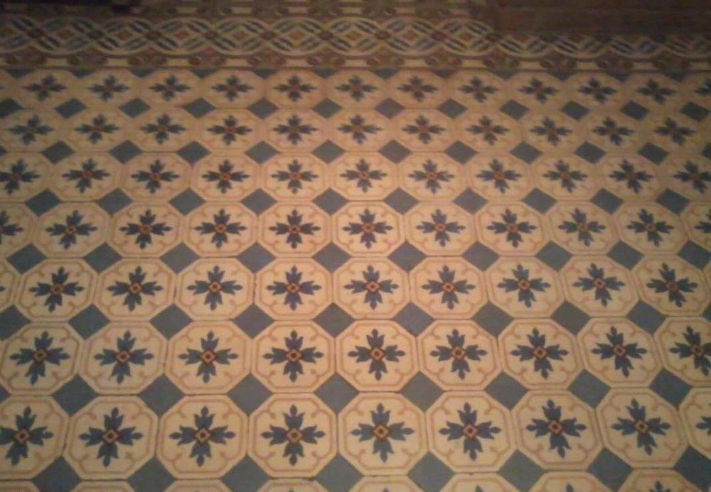 FLOORZ-Antieke tegels