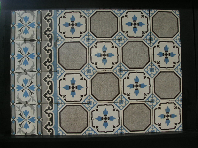 FLOORZ - Art Deco tegels